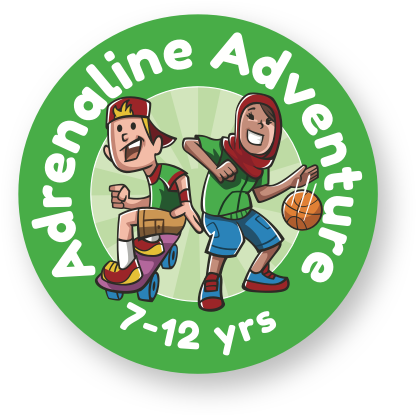 Adrenaline Adventure (7-12 yrs)