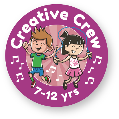 Creative Crew (7-12 yrs)