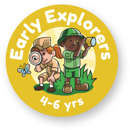 Early Explorers (4-6 yrs)