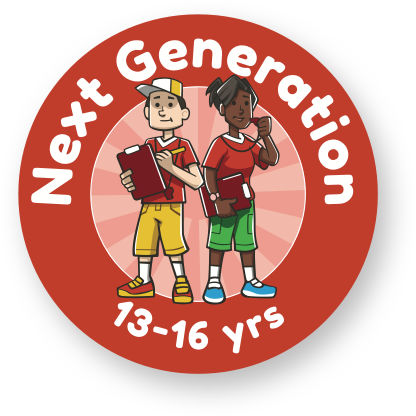 Next Generation (13-16 yrs)
